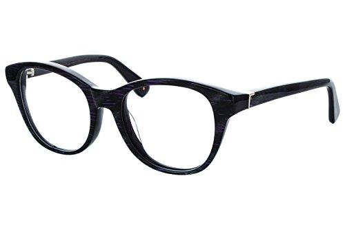 Lim Leopard Phillip 3.1 - 3.1 Phillip Lim Dolores Womens Eyeglass Frames - Purple Leopard