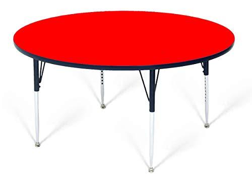 - Correll A60-RND-35 Top Activity Table, 60