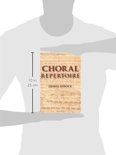 Choral Repertoire by Oxford University Press