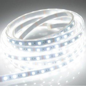 (LED Strip Lighting for Car/Home/Special Effects - Cool White - 15 Lights - 25CM by Science Purchase)