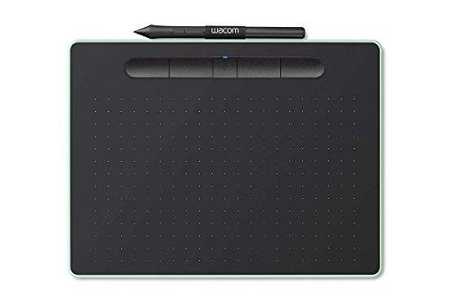Wacom CTL-6100WL/E0-CX Intuos Medium Bluetooth Pen Tablet (Pistachio)