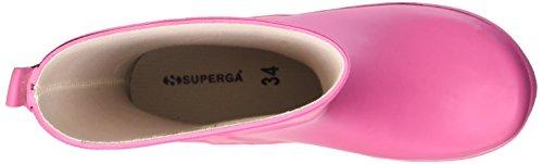 Superga 750-Rbrj - Botas de goma para 922 Fucsia
