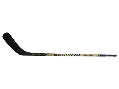 Bauer Supreme Total One Nxg Limited Edition 2 Griptac Composite Hockey Stick Unisex Style: 1044190 PM9 52LFT-Brown/Beige Size: Jr