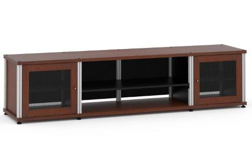 Salamander Designs SB248C/A Synergy Quad Model 248 Cabinet  - Cherry with Aluminum Posts ()
