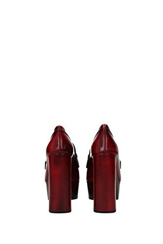 Prada Pumps Damen - Leder (1d943hspazzolato) I Marcisce