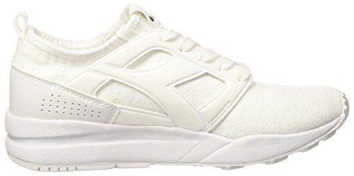 explore sale online Diadora Men's Evo Aeon Weave Gymnastics Shoes White (Bianco/Bianco C0657) outlet new cheap sale fake 70S4xNek