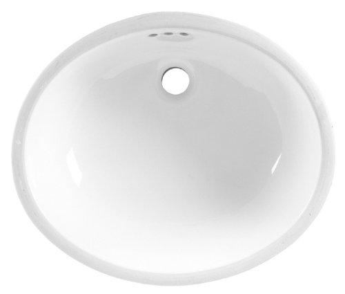 American Standard 9482.000.020 Ovalyn Universal Access Undercounter Sink, White
