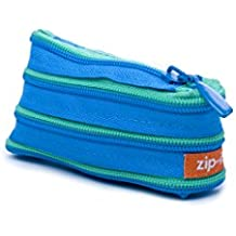 Zip It Dinky (ZP) - Coin Purse / Nano Cellular Case - Turquoise / Green