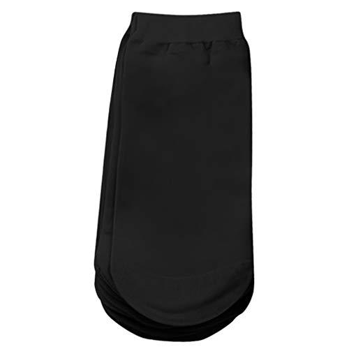 [해외]ZOMUSAR 10 Pairs Casual Anti-Hook Stockings Sheer Elastic Silk Socks Short Socks / ZOMUSAR 10 Pairs Casual Anti-Hook Stockings Sheer Elastic Silk Socks Short Socks