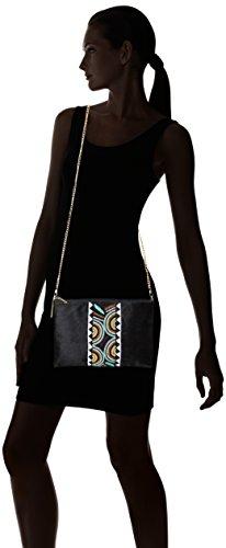 à pour Black Noir main femme 45275 Noir Sac Gioseppo qwEP8