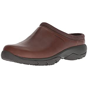 Merrell Men's Encore Rexton Leather Ac+ Clog