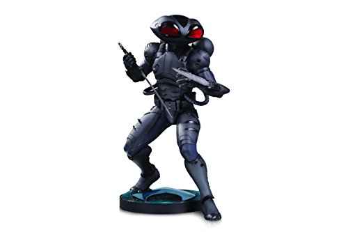 DC Collectibles Aquaman Movie: Black Manta Resin Statue
