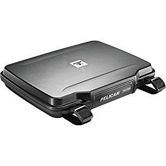 Pelican 1070-003-110 1075 Hardback Case With Netbook Liner (Case Netbook Sport)