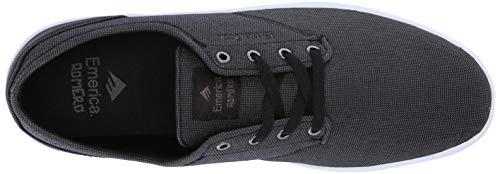 Pictures of Emerica Men's The Romero Laced Skate Shoe Dark Grey Black Gum 2