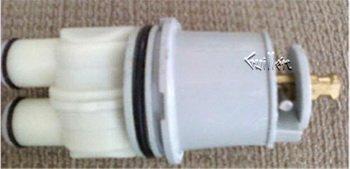 Jacuzzi FA05000; ; Cartridge optica shower handle; in Unfinish ()