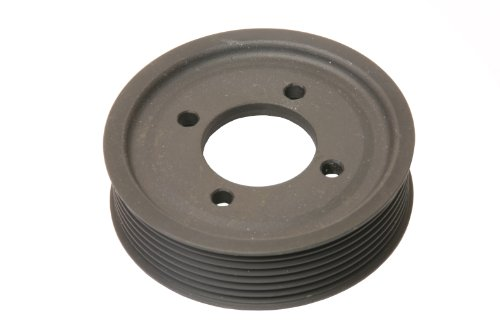 - URO Parts 11 51 1 736 910 Aluminum Water Pump Pulley
