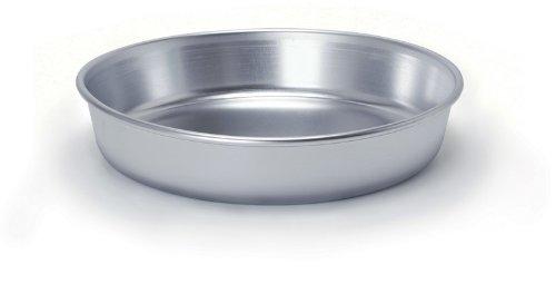 26 Cm Ballarini 7056.26 Tortiera Conica Alta con Bordo in Alluminio Crudo
