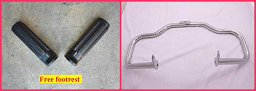 Fxstc Models - USA C38 Chrome Mustache Engine Guard Harley SOFTAIL FX Models FXST FXSTC FXSTB Breakout 2000-2017