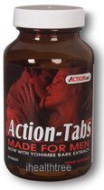 Action Tabs (Action-Tabs Made for Men 60 Tabs from Action Labs)