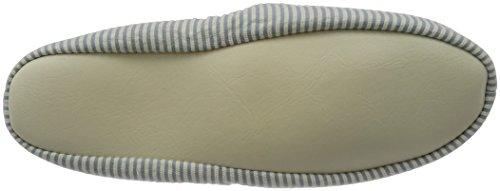 Shea Zillah slippers light blue border (japan import)