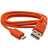Cleer Gear SMC1-009 Micro USB Cable - Yellow