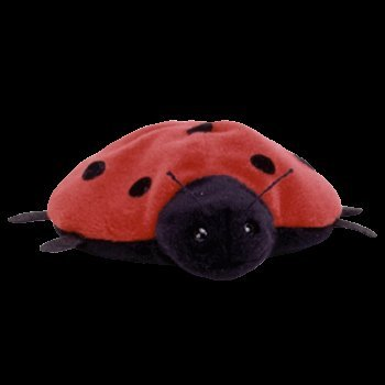 Image Unavailable. Image not available for. Color  Retired Lucky the Ladybug  Ty Beanie Baby 9a7f7c44a81b
