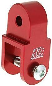 H/öherlegungssatz NARAKU 40mm Aluminium Keeway RY6 50-2008