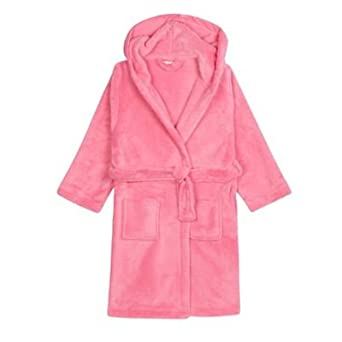 152fdde78 bluezoo Kids Girls  Dressing Gown Age 1-14 Years