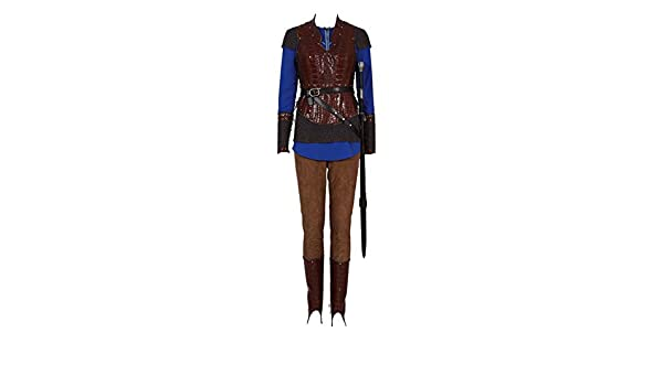 Bilicos Queen Lagertha Traje de Cosplay Disfraz Hombres Caballeros XXL: Amazon.es: Juguetes y juegos