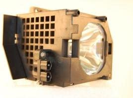 Hitachi 60vg825 Replacement TV Lamp with housing