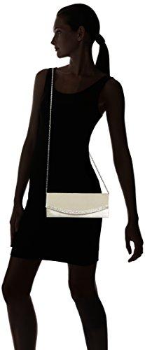 Accessoires pour CASPAR amp; Taschen femme ivoire Pochette Eq4O8