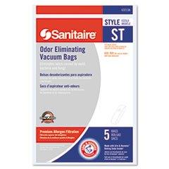 -- Eureka Disposable Bags for SC600 & SC800 Series Vacuums, 5/Pack
