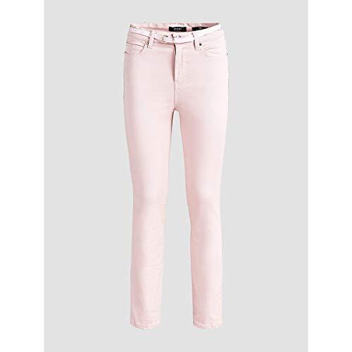 Pantalone Pantalone Skinny Guess High High Cipria Guess Cipria Skinny Guess Pantalone 4wq6Bt