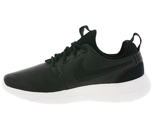 NIKE W Roshe Two Si Schuhe Damen Sneaker Turnschuhe Schwarz 881187 001, Größenauswahl:40