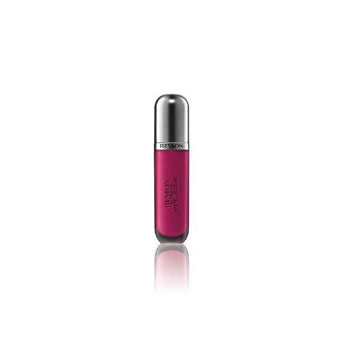 Revlon Ultra HD Matte Lipstick Addiction 5.9ml (Pack of 6) - レブロンウルトラマット口紅中毒5.9ミリリットル x6 [並行輸入品] B071H9SGB1