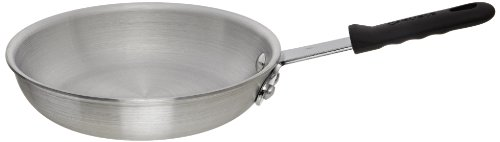mercial Non-Stick Aluminum Fry Pan With Removable Silicone Sleeve, 8