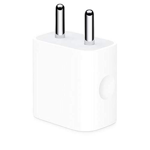 Apple 20W USB-C Power Adapter (for iPhone, iPad & AirPods)