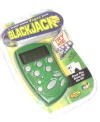 UPC 035051246718, Travel Vegas(TM) Blackjack Handheld Game (246718)