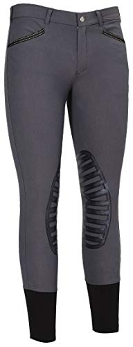 - TuffRider Tryon Knee Patch Mens Breeches