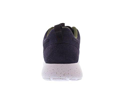 Nike Roshe Lopen Suede Paarse Dynastie Vrouwen Loopschoenen Maat 10