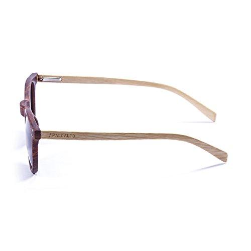 Paloalto Sunglasses P55000.3 Lunette de Soleil Mixte Adulte, Marron