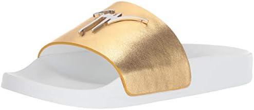 1b378188aa7b3 Giuseppe Zanotti Women's RS90059 Slipper oro 10 B US: Amazon.com ...