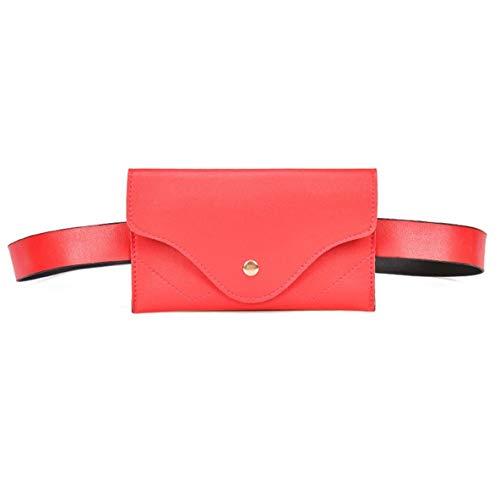 Snap Fastener sac Sac téléphone la populaire Sac Sac portable de bandoulière à poitrine élégant de mode bandoulière Mode à taille de Sac gtwItq