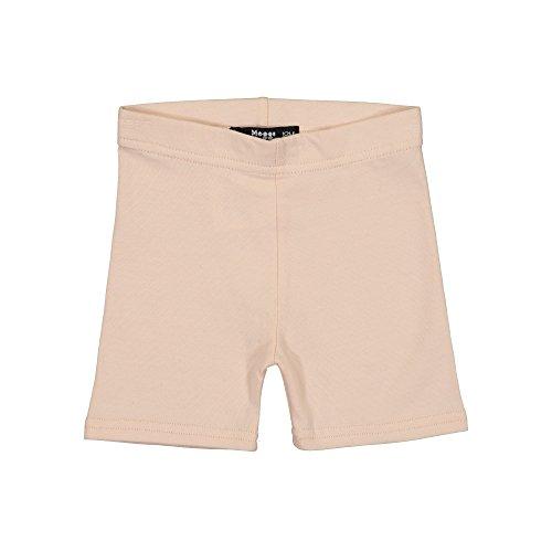 Noggi Girls Boys Unisex Little Kids Toddler Cotton Shorties (Pale Dogwood, 18M)