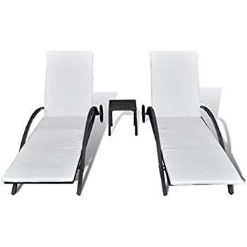 Amazon Com Keter Pacific 2 Pack All Weather Adjustable