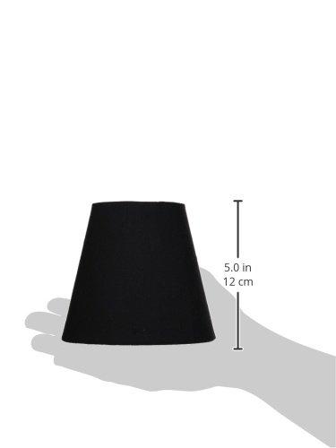 3 x 5 x 4.5 Inc Set of 6 Royal Designs 5 Black /& White Zebra Print Chandelier Lamp Shade CS-956-5-6
