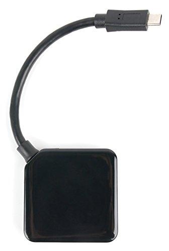 ReviewMeta com: Black USB 3 1 Type-C Hub for the Asus