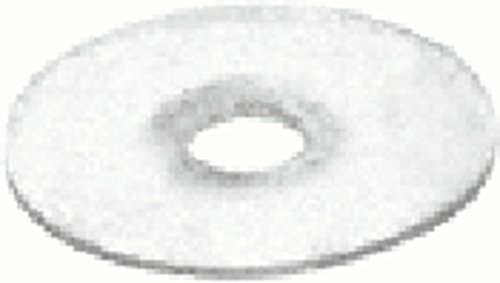 CRL Clear Replacement Gasket (Washer) for Back-to-Back Solid Pull Handles Pack of 10 by CR Laurence