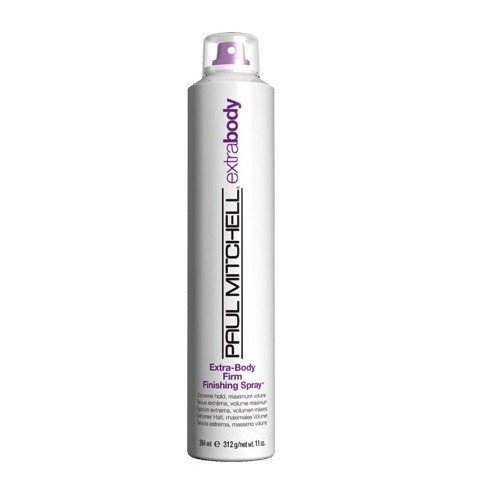 Paul Mitchell Extra-Body Firm Finishing Spray Hair Spray, 11 oz (Pack of 5) by Paul Mitchell