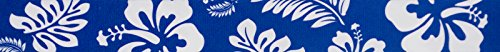 Country Brook Design | 1/2 Inch Royal Blue Hawaiian Photo Quality Polyester,50 Yards by Country Brook Design (Image #1)